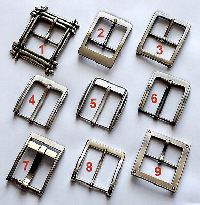 """Belt Buckles to take 1.5""""/38-40mm Strap"""