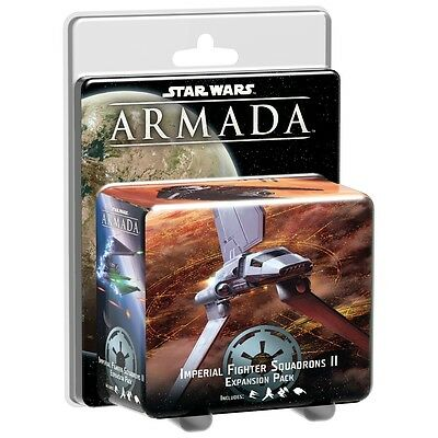 Star Wars Armada Imperial Fighter Squadrons 2 - Fantasy Flight Games - New