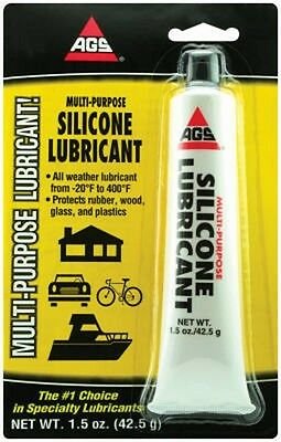 American Grease 32 Gram Bottle, Of Extra Fine Graphite, MZ-5