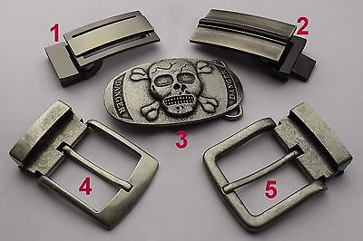 """Belt Buckles  For  Strap  1.1""""/ 28-30mm  and  1.5""""/38-40mm"""