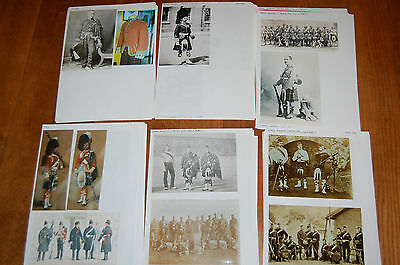Uniform Reference Archive for The Seaforth Highlanders
