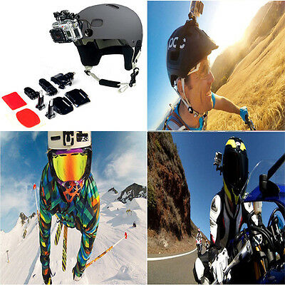 Head Floaty Roll Tripod Chest Cage Mount Accessories For GoPro HD Hero 3+3/2/1