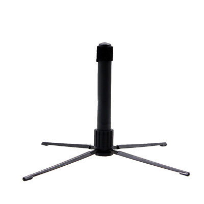 Compact Portable Metal Flute Stand Support Flute Players Must-have Accessory
