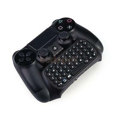 Mini Bluetooth Wireless Keyboard Keypad for PlayStation 4 PS4 Game Controller