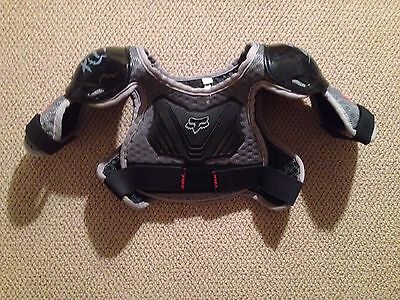 "Fox kid""s Motocross MX PW-1 chest protector Pee Wee M/L"