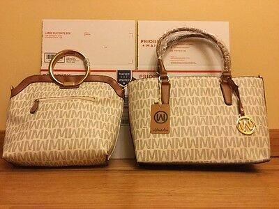 Willie Michi Hand Bags. Lot Of 2