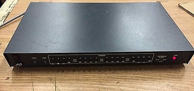 American Dynamics AD1416L Video Camera Switcher