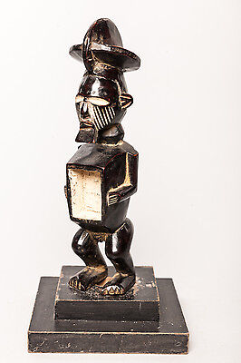 Teke Tigue Figure, Congo, Gabon - African Tribal Arts, African Sculpture