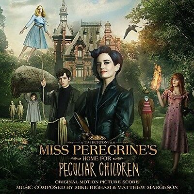 Miss Peregrine's Hom - Miss Peregrine's Home For Peculiar Children / Ost [New CD