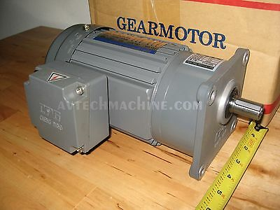 Cpg Gear Motor 1/4Hp 4P Ratio 30:1