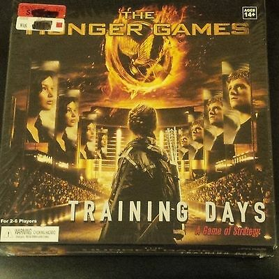 The Hunger Games - Training Days board game NEW IN SEALED BOX
