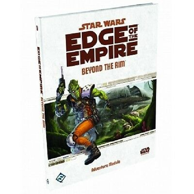Star Wars Edge Of The Empire RPG: Beyond the Rim  Board Games Brand New