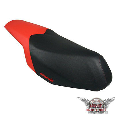Seat Cover Seat Cover Scooter Peugeot Speedfight 3 2010- Black Red