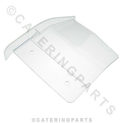 Plastic Hand / Finger Safety Guard Clear Perspex For Meat Slicer - Spare Parts