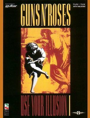 Guns N'' Roses: Use Your Illusion Paperback