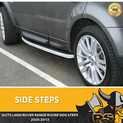 Land Rover Range Rover Sport 2005-2013 OEM Style Side Steps Running Boards