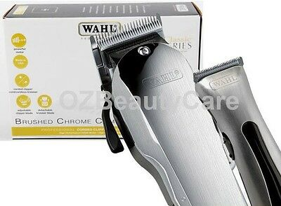 Wahl Brushed Combo Pack Taper 2000 Clipper&Cordless Beret Hair Trimmer 8472-1812