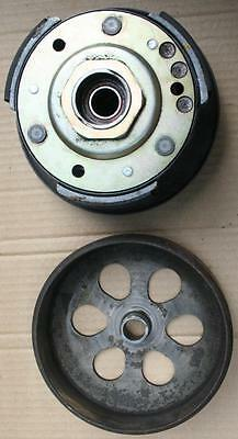 Aprilia Sr125 Sr 125 99 00 01 1999 2000 2001 Clutch Drum Bell Shoes Free Uk Post