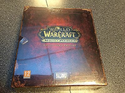 World Of Warcraft Mists Of Pandaria Collectors Edition PC New Sealed