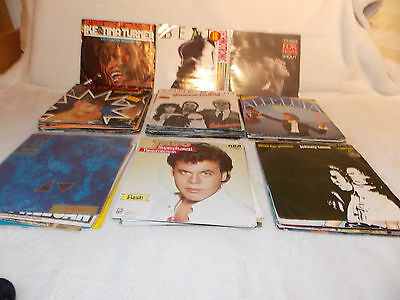 "7"" Vinyl,ca. 70 Stück,Rock,Pop,Disco"