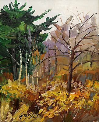 """ORIGINAL 20"""" X 16"""" by Armand TATOSSIAN RCA Quebec Oil Painting on CANVAS"""
