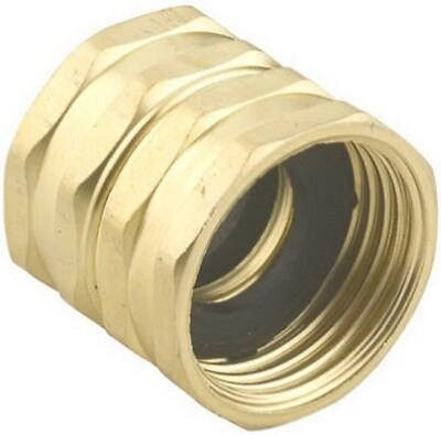 Green Thumb Double Female Swivel Hose Connector To Hose Connector 7FHS7FGT