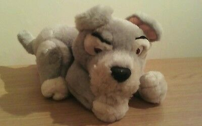 Disney Scamp from Lady and the Tramp soft toy