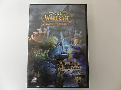 World of Warcraft.  Heroes of Azeroth Starter Deck