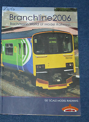 Bachmann Branch-Line OO scale Model trains Catalogue 2006