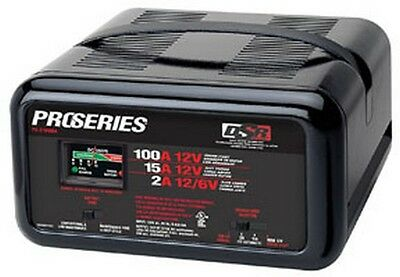 2/15/100A 6/12V Automatic/Manual Bench Charger with Engine Start SHM-PS-2100MA