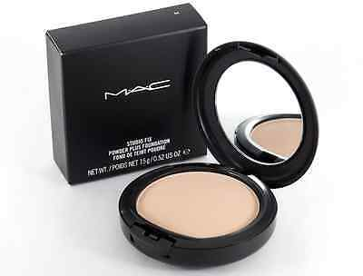 MAC Studio Fix Powder Plus Foundation 15G - NC20, NC35, NC42 + MORE - NEW /BOXED