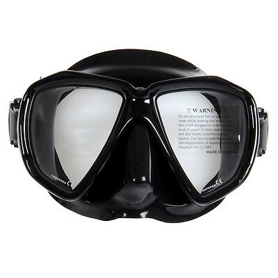 Northern Diver SCUBA Diving Military Mask And Snorkel Package