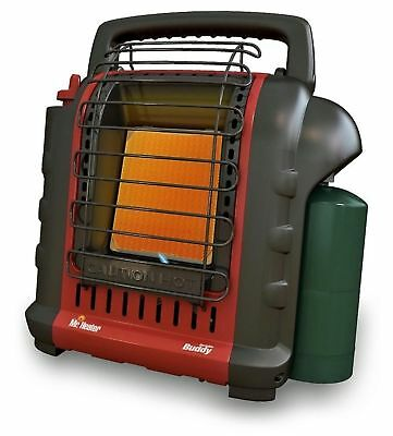 Kanzelheizung Heizstrahler Gas Heizgerät Outdoor Portable Buddy Mr. Heater Jagd