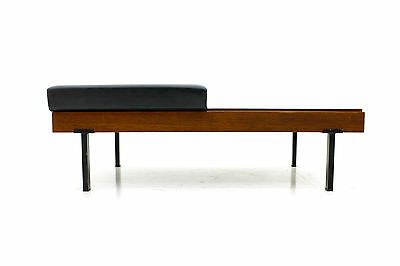 Small Teak Bench from the 60`s Mid century modern