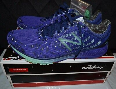 Haunted Mansion 2017 Run Disney New Balance Vazee Pace Shoes W/ Clip Ons Size 12