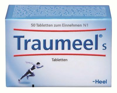 Traumeel S Homeopathic Tablets from Heel