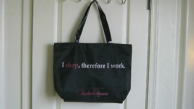 NWOT Sturdy and Cute Vinyl Shopping Bag from Scottsdale Fashion Square