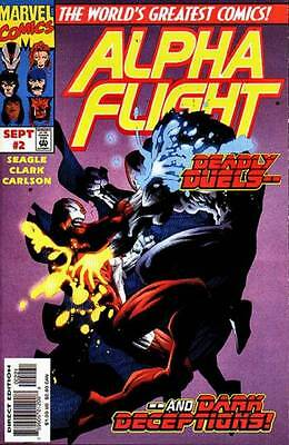 Alpha Flight #2 (Sep 1997, Marvel)