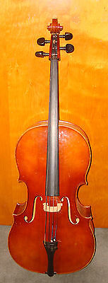 Scherl & Roth mdl  50 -6- N478 1/2  Cello Dated  June 66,  Bow, Orig Softcase