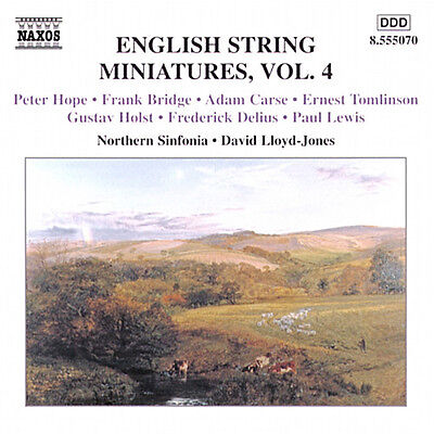 Various Artists - English String Miniatures 4 / Various [New CD]