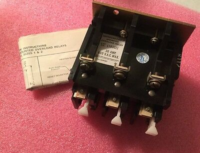 ITE L103CL1 Overload Relay