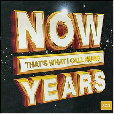 Various Artists - Now That's What I Call Music Years - Various Artists CD KEVG