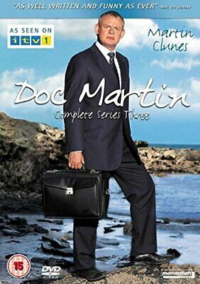 Doc Martin - Series 3 - Complete [DVD] - DVD  82VG The Cheap Fast Free Post