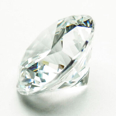 1.25Ct (7mm) Round D Color MyRussianDiamond Simulated Lab Created Loose Stone
