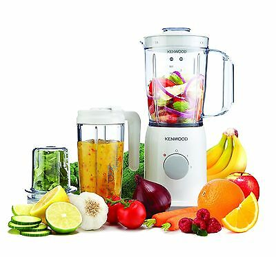 Kenwood 3-in-1 Blender with Smoothie to Go BL237