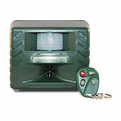 Advanced Pest Prevention Ultrasonic Electronic Repeller With Motion Detector, St