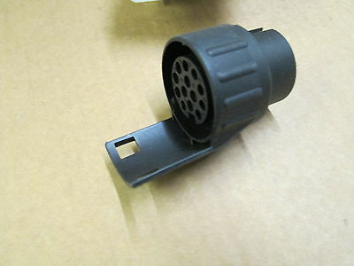 New Genuine Vw Audi Westfalia 7 - 13 Pin Towing Electric Adapter Zgb0000552087