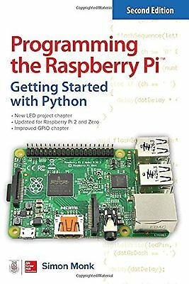 Programming the Raspberry Pi Second Edition: Getting Started with Python