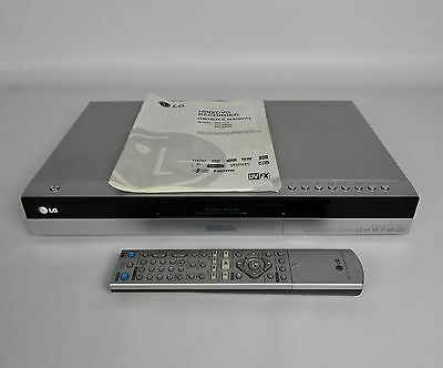 LG RH1777 DVD and 80GB HDD Hard Drive Player / Recorder  | FAST POST