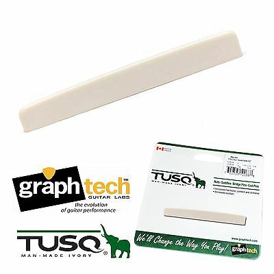 GraphTech PQ9100 TUSQ Acoustic Saddle for Martin Guitars